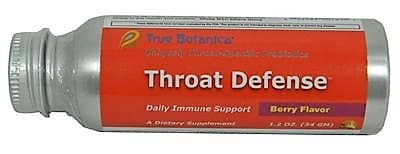 Throat Defense - Berry Flavor
