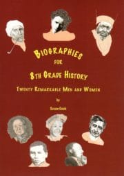 Biographies for Eighth Grade History